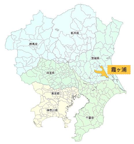 Fig 1. オーランチオキトリウムによるオイルの連続生産システムが可能となれば、霞ヶ浦程度の広さ(2万ha)で日本全体の石油必要量を賄うことが可能となる