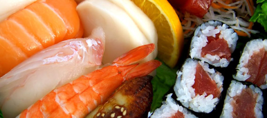 Sushi gene is found